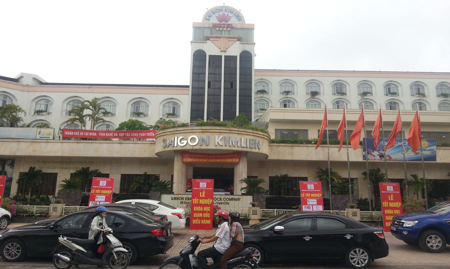 WELCOME TO SAI GON KIM LIEN HOTEL