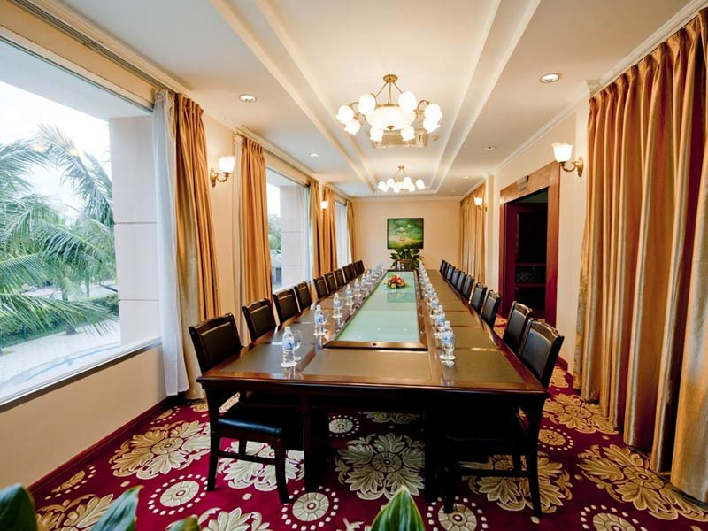 Princess meeting room